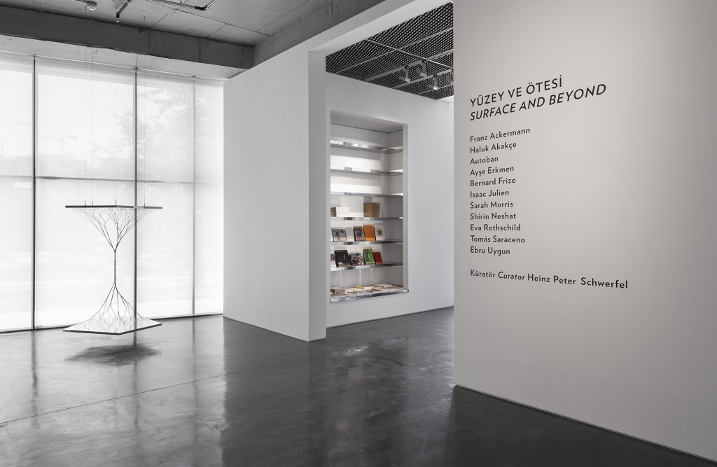 Exhibition and gallery view