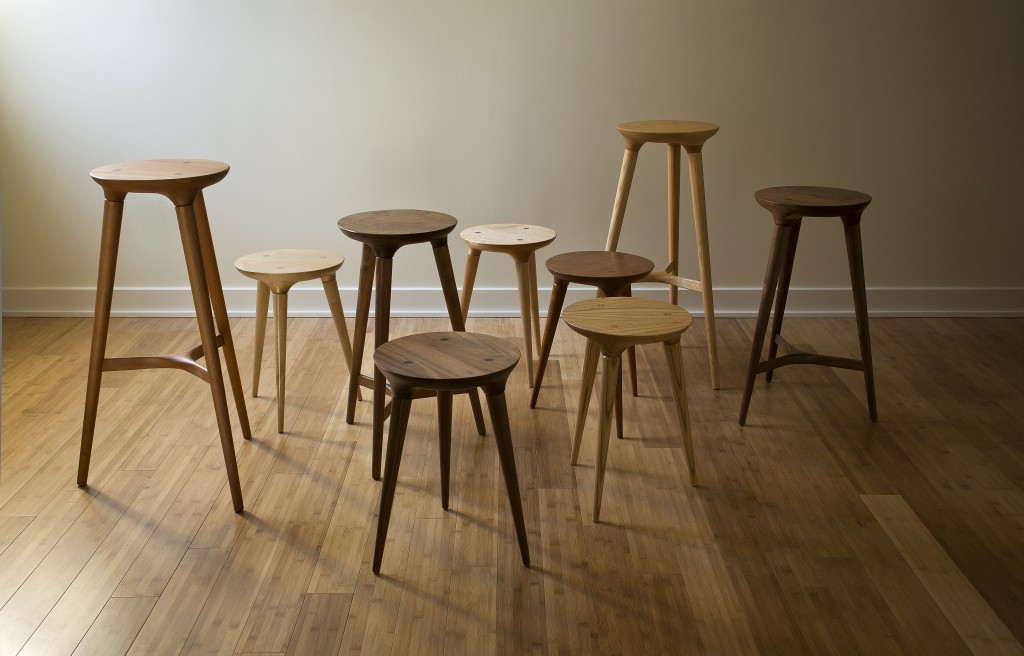 Kingstown Stool