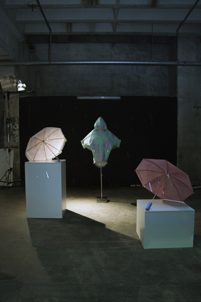 The exhibition at DMY Berlin (photo courtesy nacood Lab)