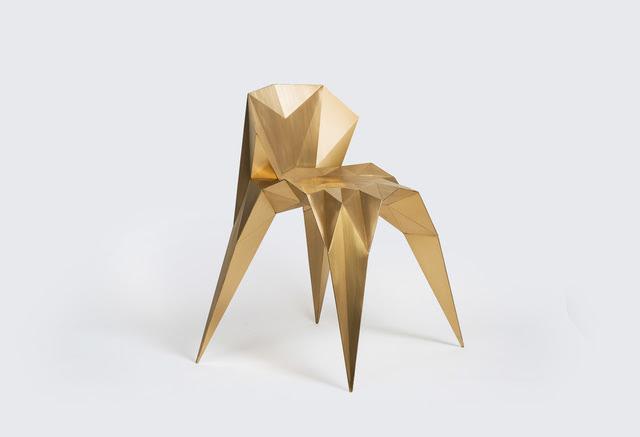 Heart Chair by Zhoujie Zhang