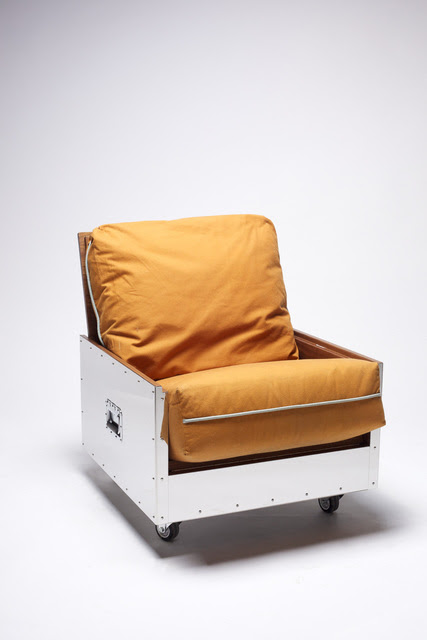 Single Sofa by Naihan Li