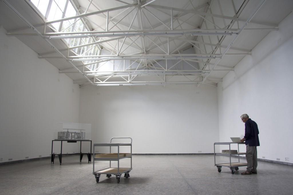 A stroll through a fun palace, Swiss Pavilion, 14th International Architecture Biennale, Venice, 2014