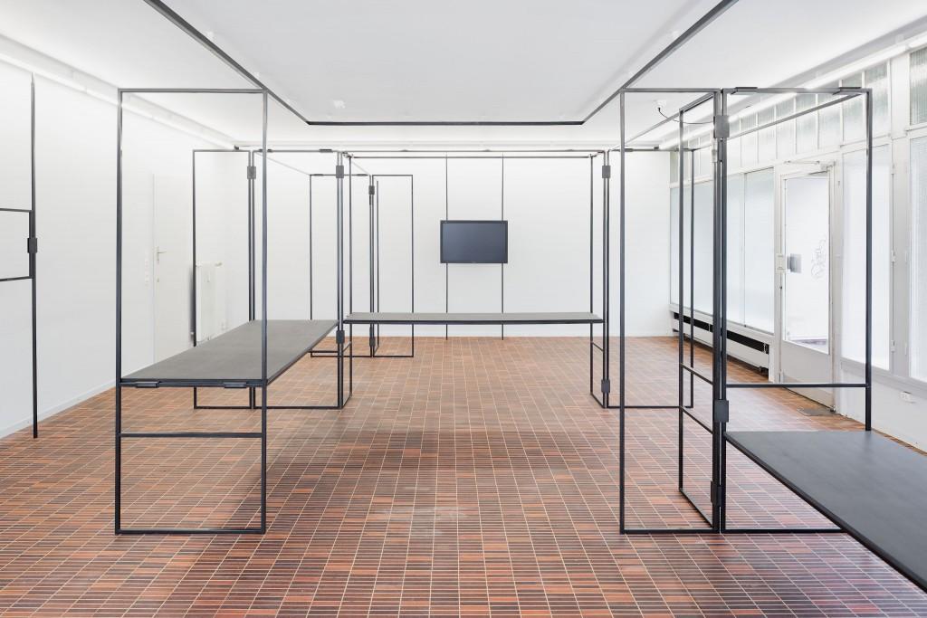 Depot Basel Space, Photo: Gregor Brändli