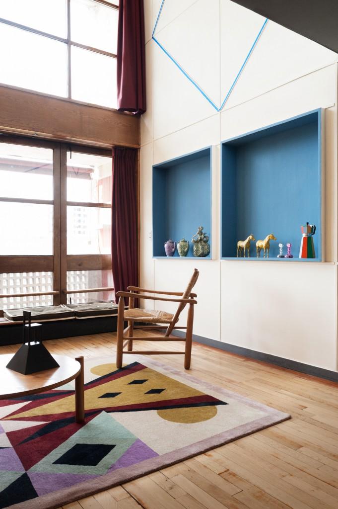 Bien connu Alessandro Mendini at Corbusier's Unité d'Habitation – TLmagazine JN79