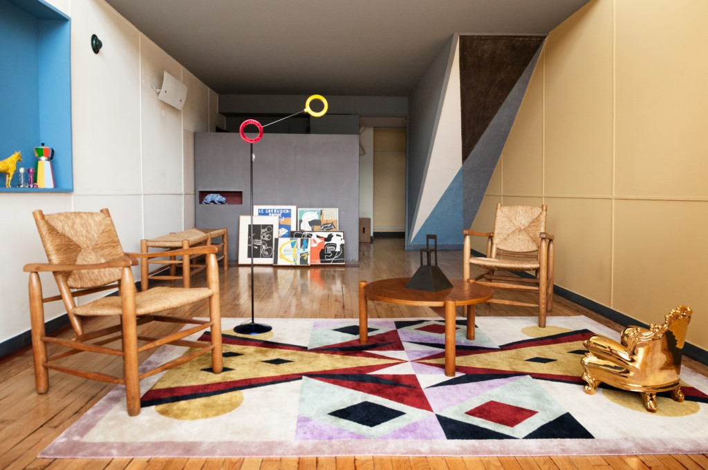 alessandro mendini at corbusier 39 s unit d 39 habitation tlmagazine. Black Bedroom Furniture Sets. Home Design Ideas