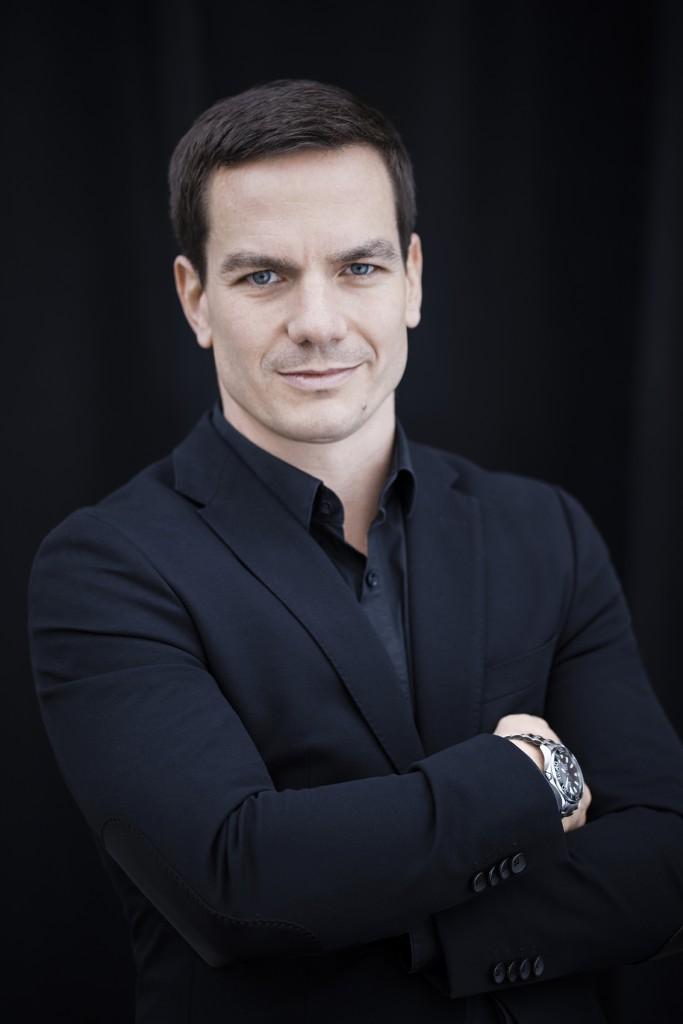 Marc Viardot, marketing manager, Photo: Francois Halard