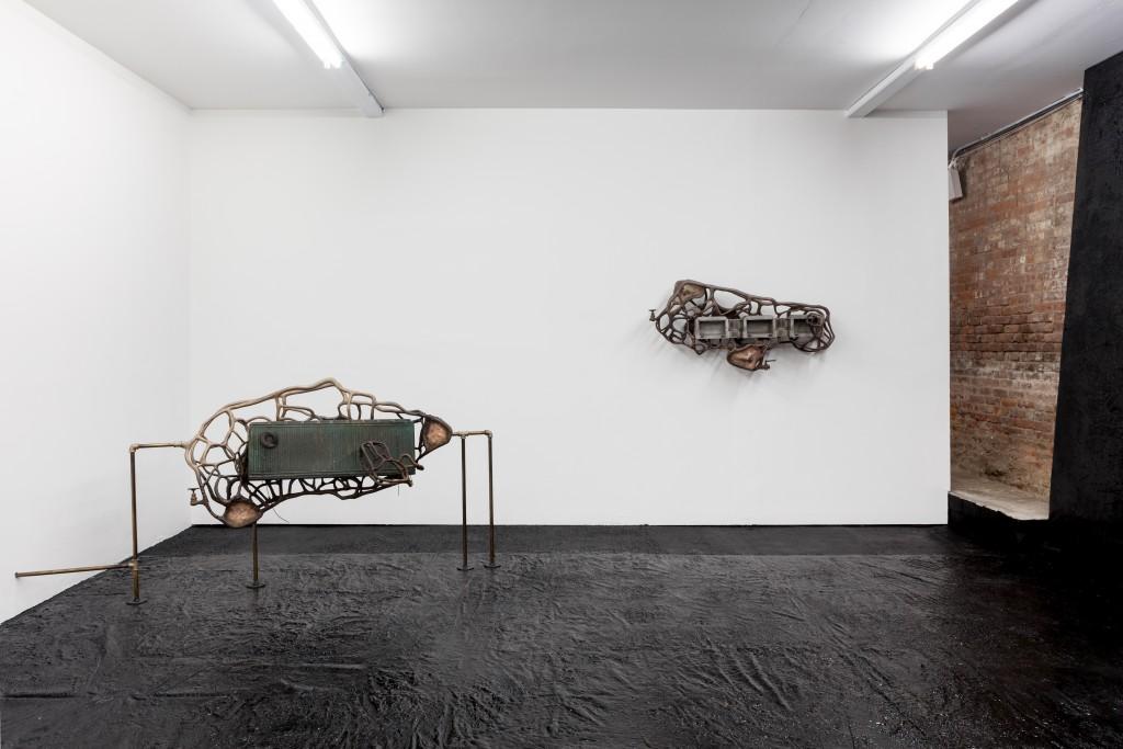 Dora Budor, Spring, installation, 2015