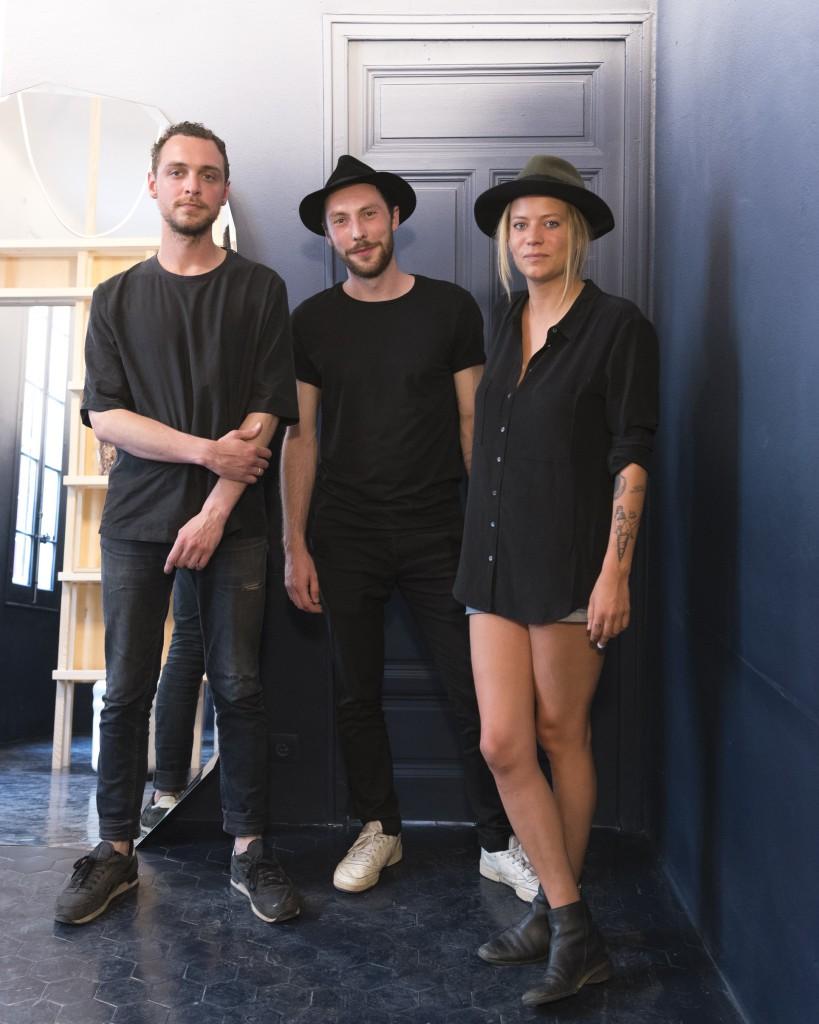 Studio Quetzal: Benjamin Lina, Adrien Gadet & Louise Naegelen