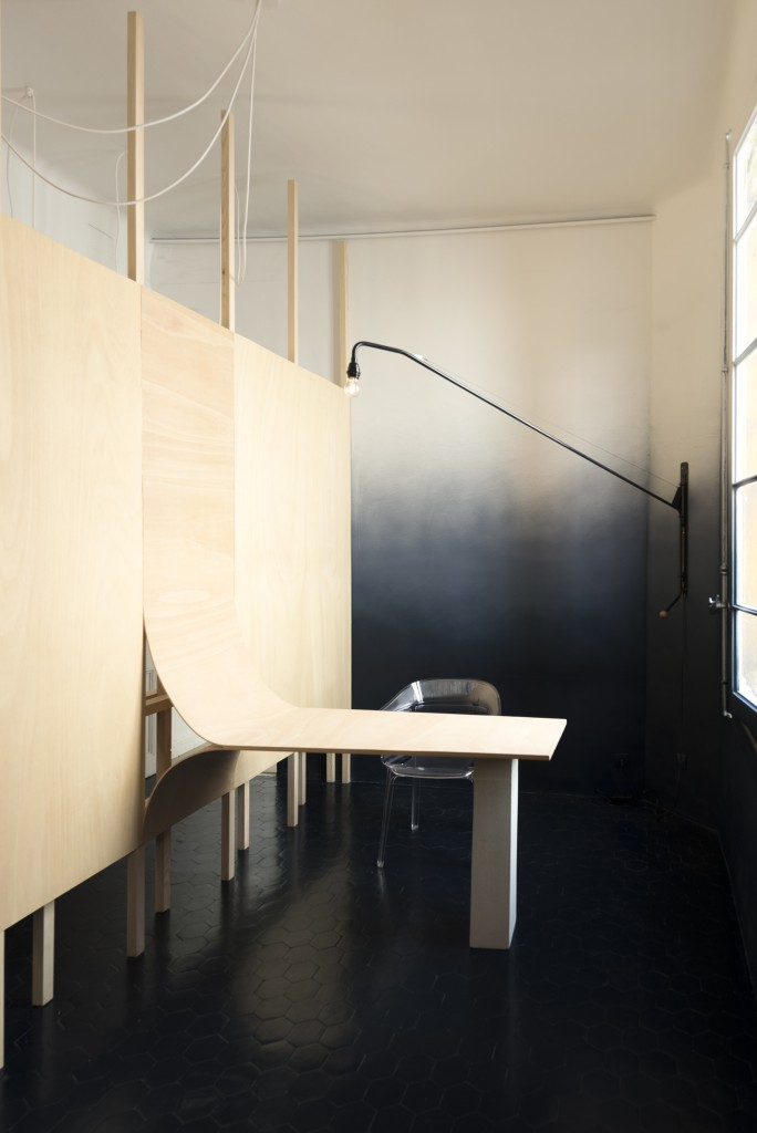 "Studio Quetzal, ""Immersed Office"""