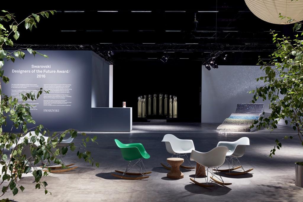 swarovski designers of the future 2016 design miami basel photo by mark cocksedge - Swarovski Interior Design