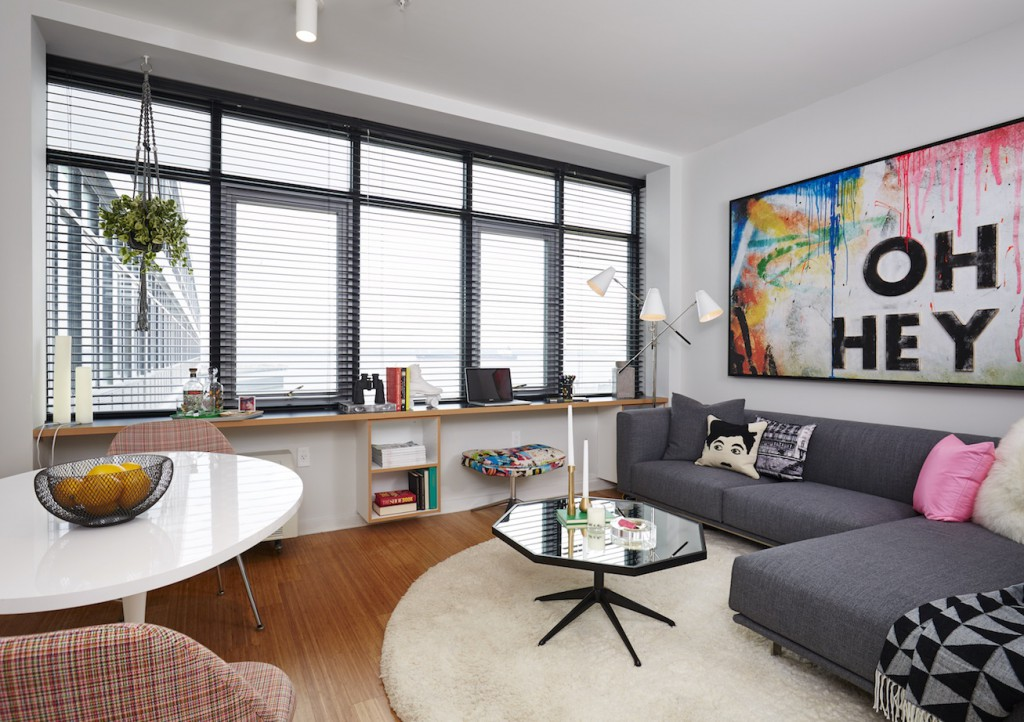 Urby Staten Island TLmagazine - Apartment with a smart layout