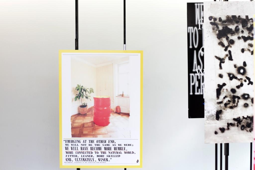 Visual Manifesto by Postfossil, Photo: Moritz Lehner