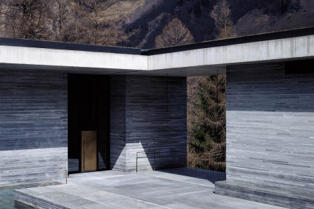 Peter Zumthor, Therme Vals, Graubünden, Switzerland
