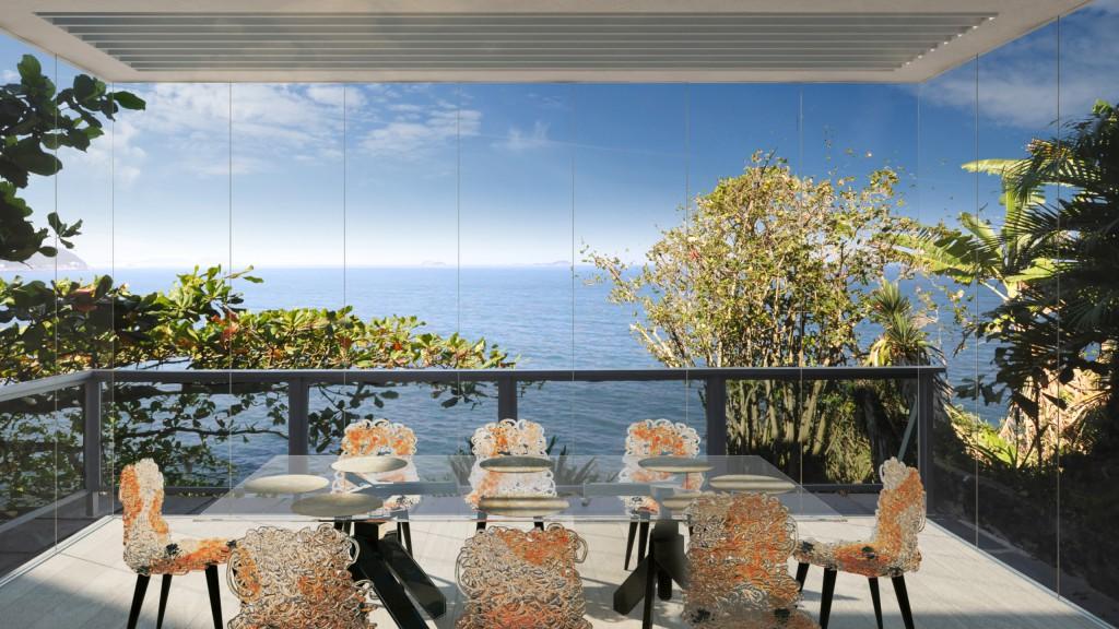 CONI Casa Italia balcone A