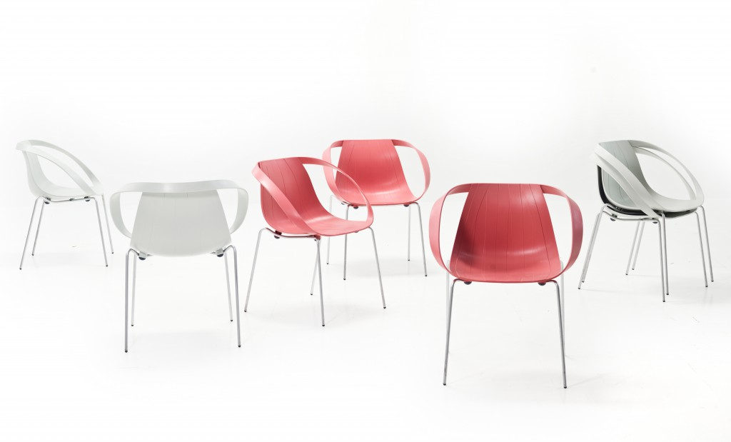Impossible Wood for Moroso, 2012