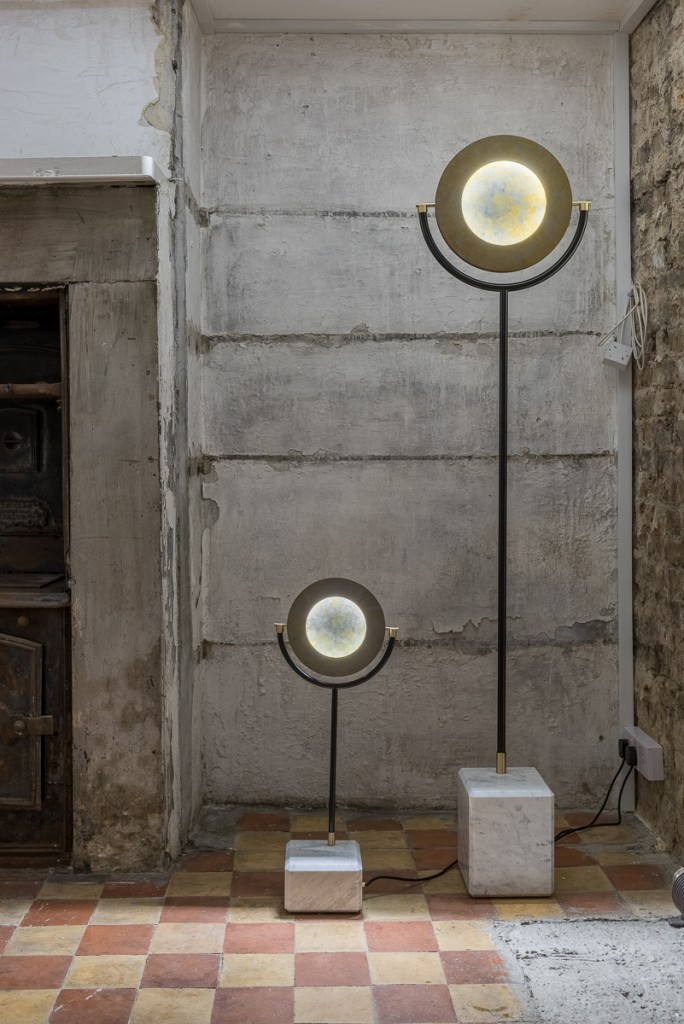 """Marc Dibeh, """"The (Not So) Gloriole Lamps"""""""