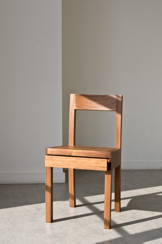 """Max Le Belge"" is certainly one of Casimir's Belgian Icons. For his 50 years and 25 years of furniture design and craftsmanship (including wood and metal), we can see that the twist functions so well, especially when a chair becomes a drawer, an indoor secret garden where you can keep your dreams alive"