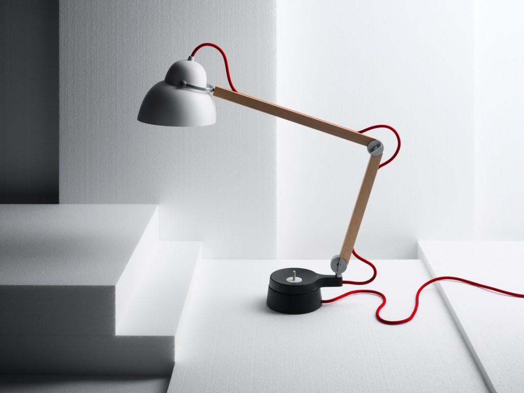 w084 lamp by Studioilse for Wastberg