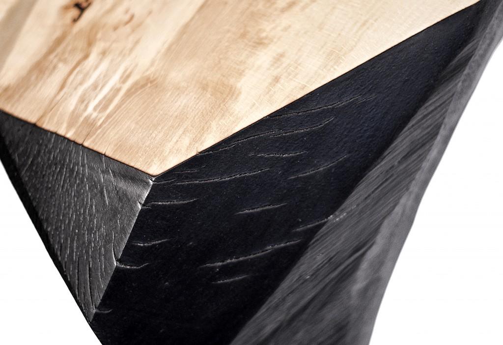 Bench by Kaspar Hamacher, Photo: Felix Baumsteiger