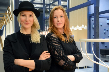 Sofia Lagerkvist and Anna Lindgren of Front - Photo © Architonic