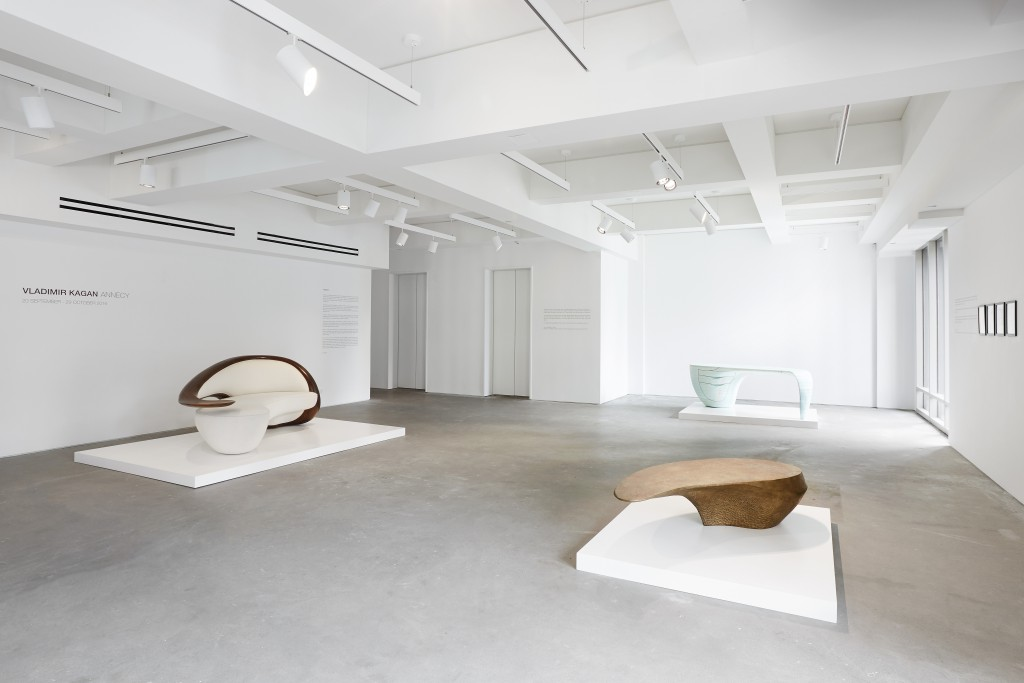 Annecy collection on view at Carpenters Workshop Gallery New York