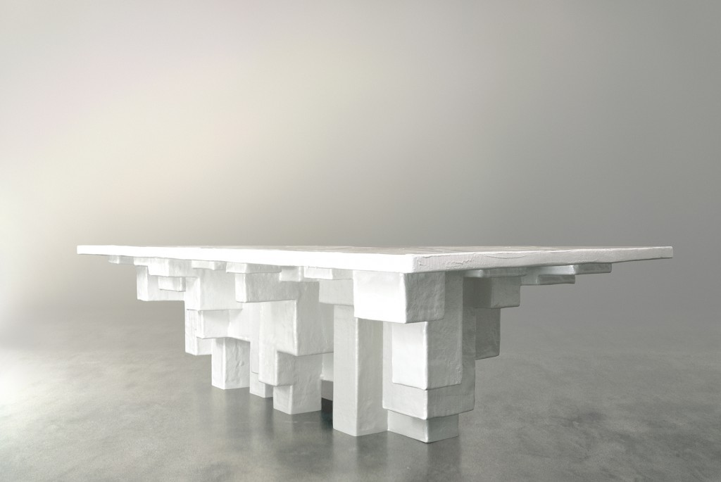 Primitive table, Photo courtesy of Amman//Gallery