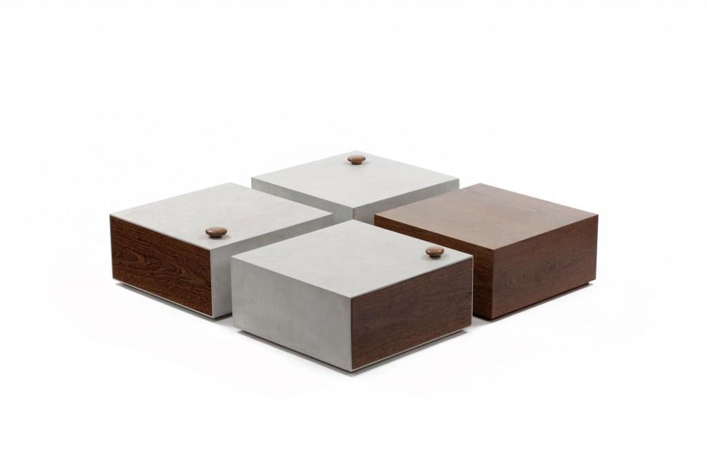 Secreta coffee table