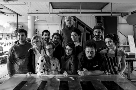 Studio Nucelo team, Photo: Daniele Ratti