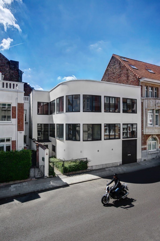 Atelier Jespers, Brussels, photo: Serge Anton