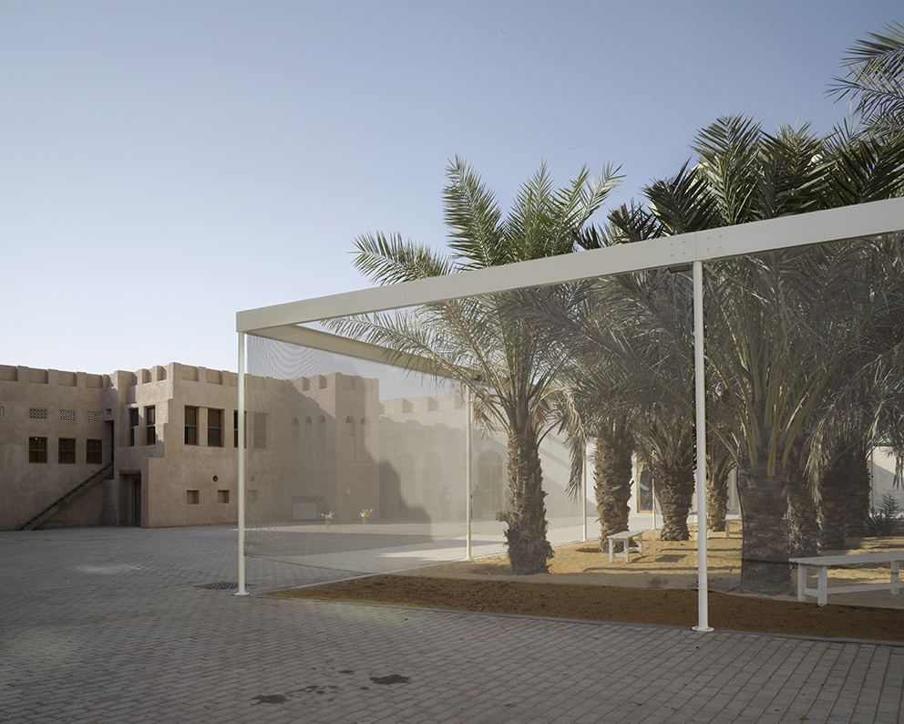 Oasis Sharjah, Photo: Bas Princen