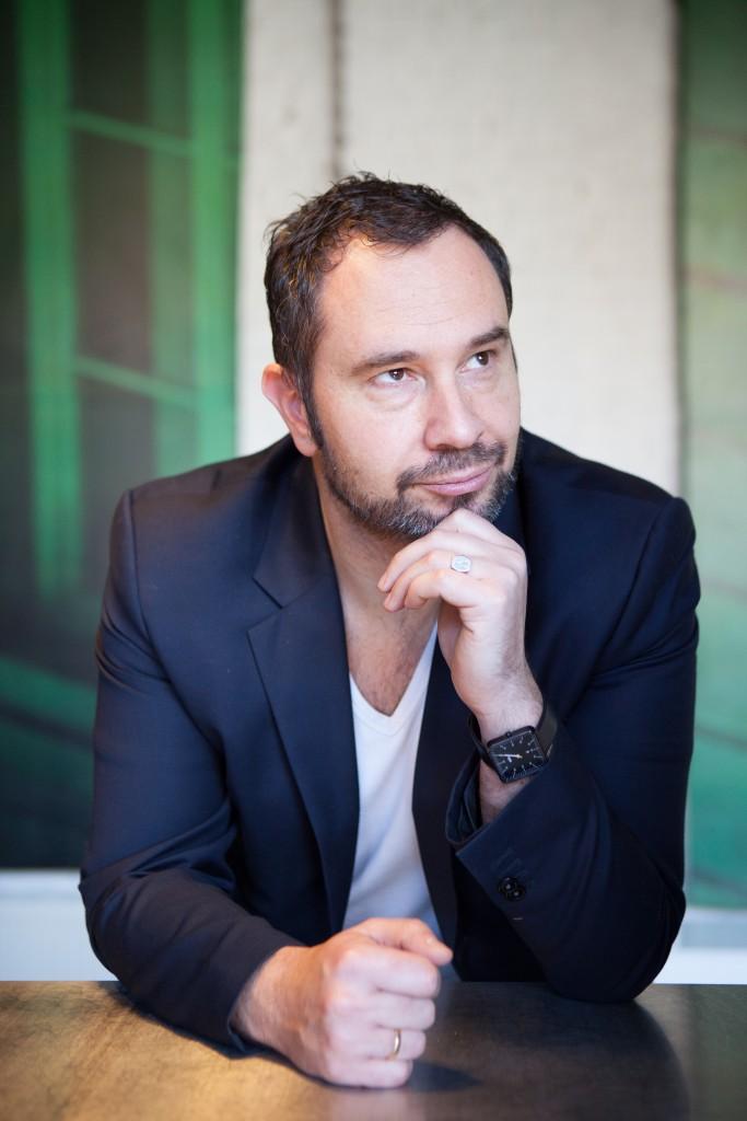 Alain Gilles. Photo: Thomas de Boever