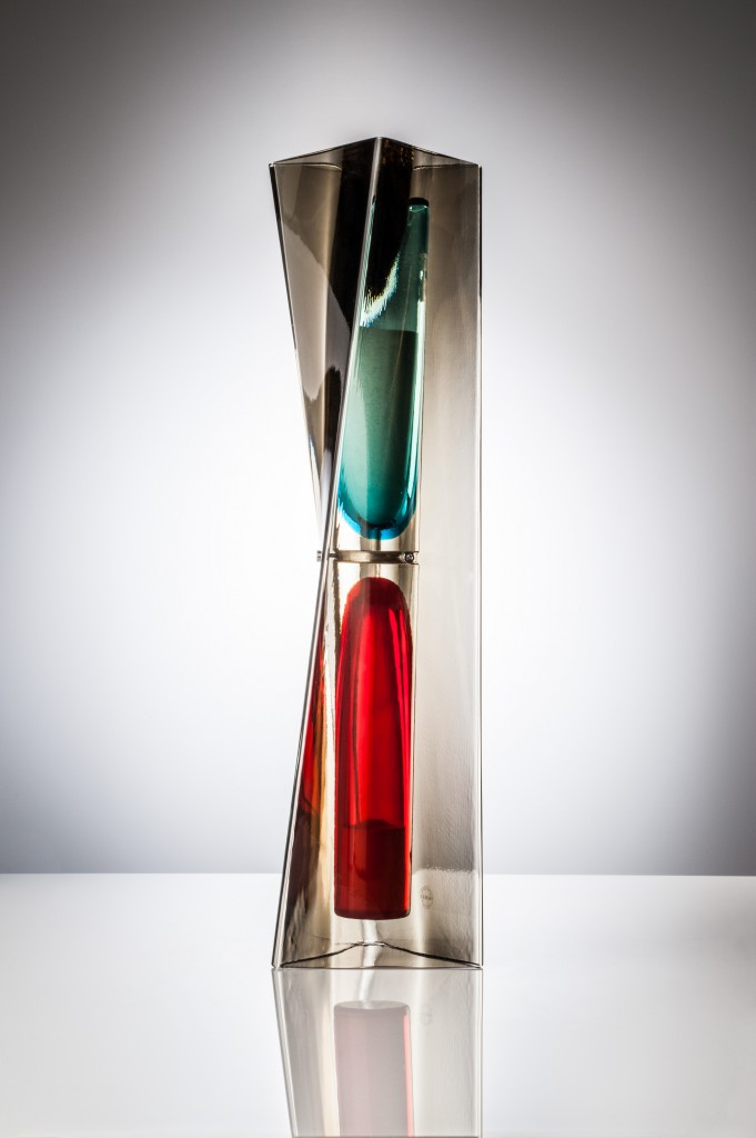 """Time"" by Tadao Ando for Venini"