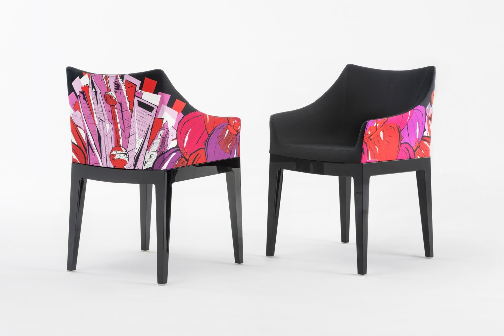 Madame Pucci Edition for Kartell, 2015