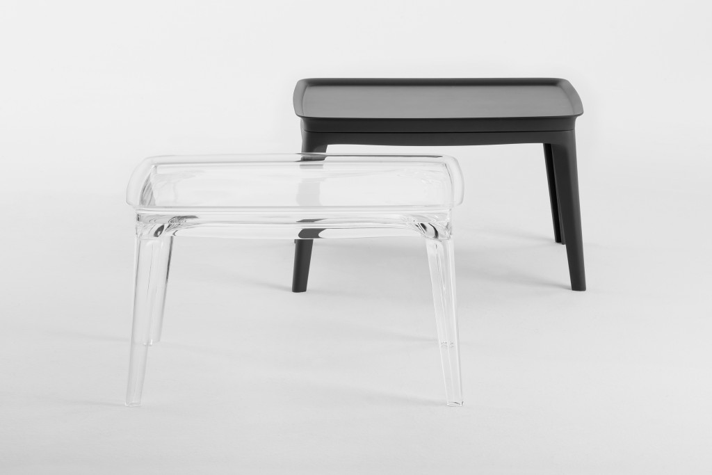 Uncle Otto side table for Kartell, 2015