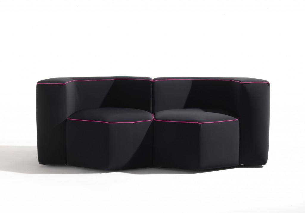 Hek Modular Sofa for Luca Boffi