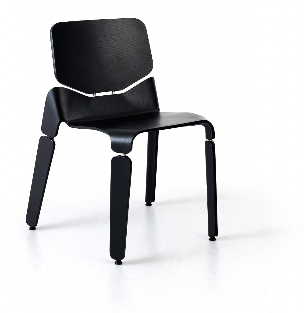 Robo Chair for Offecct, 2010 - Photo © Massimo Gardone
