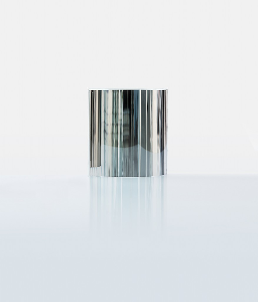 """Prism"" partition by Tokujin Yoshioka for Glas Italia"