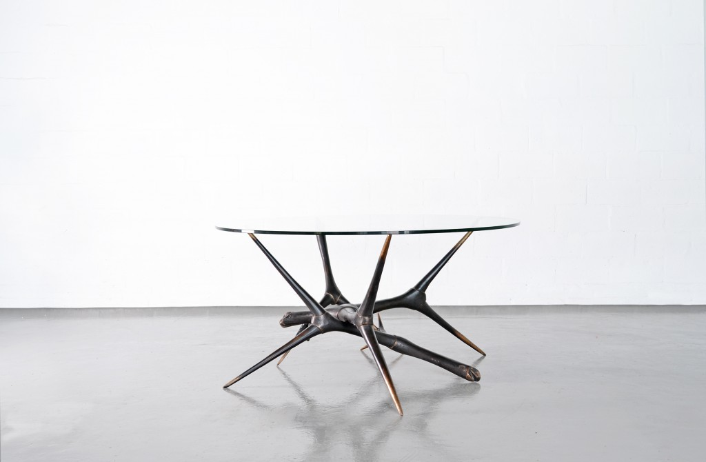 Num Num Dining Table by Charles Haupt