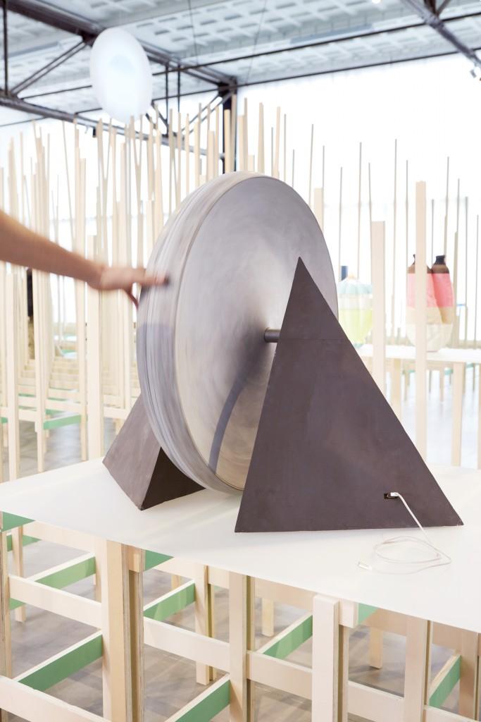 Carlo Lorenzetti - Flywheel