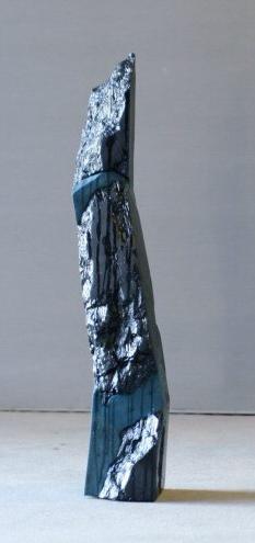 Diffident Obelisk (Healed Fractures Series) by Hilda Hellström