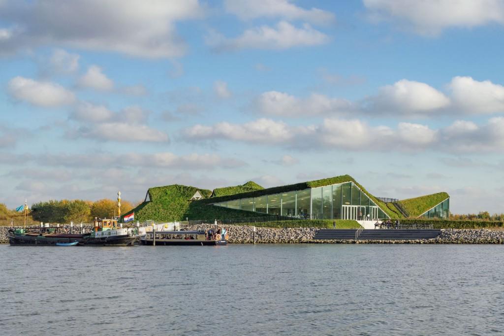 Biesbosch MuseumEiland by Studio Marco Vermeulen (Habitat)