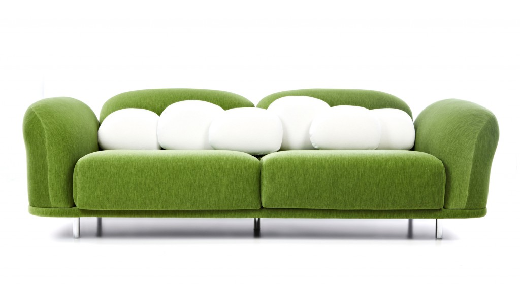 Cloud Sofa for Moooi, 2012