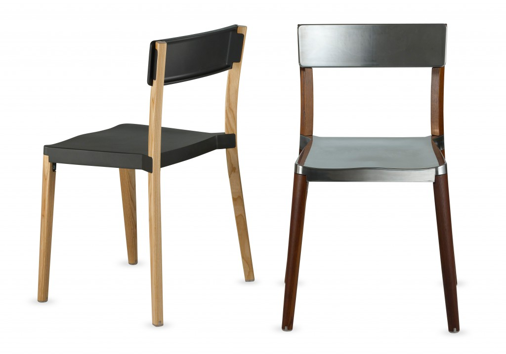 Lancaster Chair for Emeco, 2010