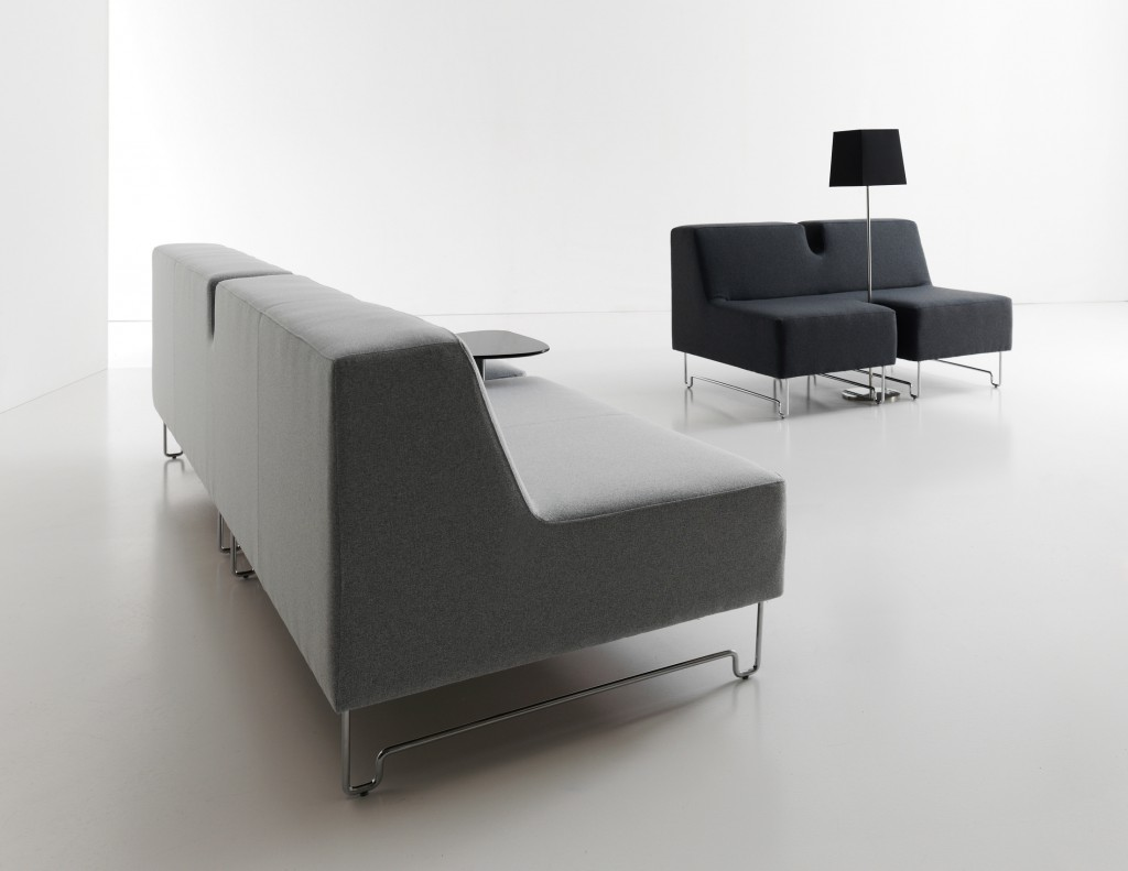 1+1 Sofa for Sancal.