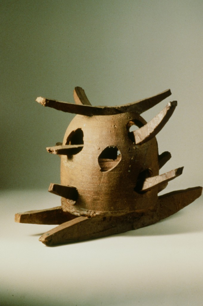 Rocking Pot (1956), Smithsonian American Art Museum, Gift of the James Renwick Alliance and various donors and museum purchase, 1983, Photo courtesy of the Museum of Arts and Design