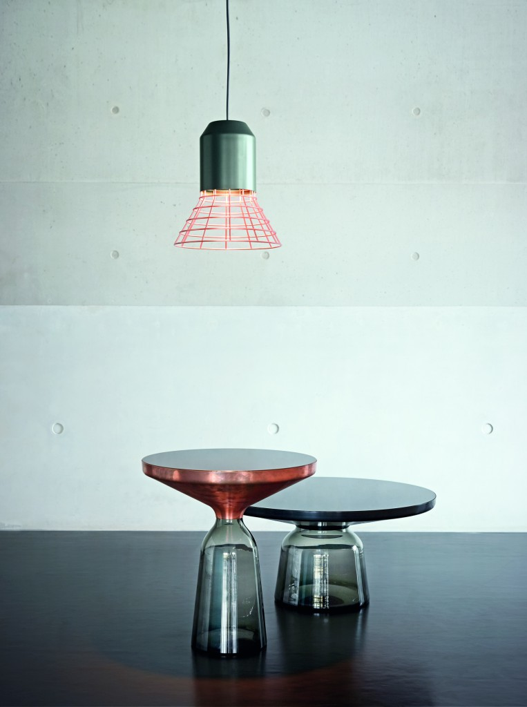 Bell Table and Bell Light for ClassiCon, 2012/15