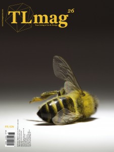 "Cover Art: The Fallen Bee by Tomas Libertiny   The cover art work is a photograph I took of a dead honeybee. The image is both symbolic and literal. The death, slow and gentle, is played out on a theatre stage. There is no blood, no sign of old age. The bee, which could be sleeping, is anonymous as its face is turned away from the audience. It does and it will imply many themes such as sacrifice or raise a question of fate and predestination. However, as it is with current political turmoils, the victims are always the hardworking and the innocent. Just like the famous painting The Death of Marat by Jacques-Louis David, the photo doesn't show the murderer. Our Charlotte Corday is ignorance. The fragility of life and nature couldn't not be more obvious. Today, there are still loud political figures who deny the scale of global warming is a result of human activity despite all the evidence. The truth has become a matter of an opinion. Everybody seems to quote Albert Einstein on what he said about bees. However, he also said: ""Two things are infinite: the universe and human stupidity; and I'm not sure about the universe.""  - Tomas Libertiny"