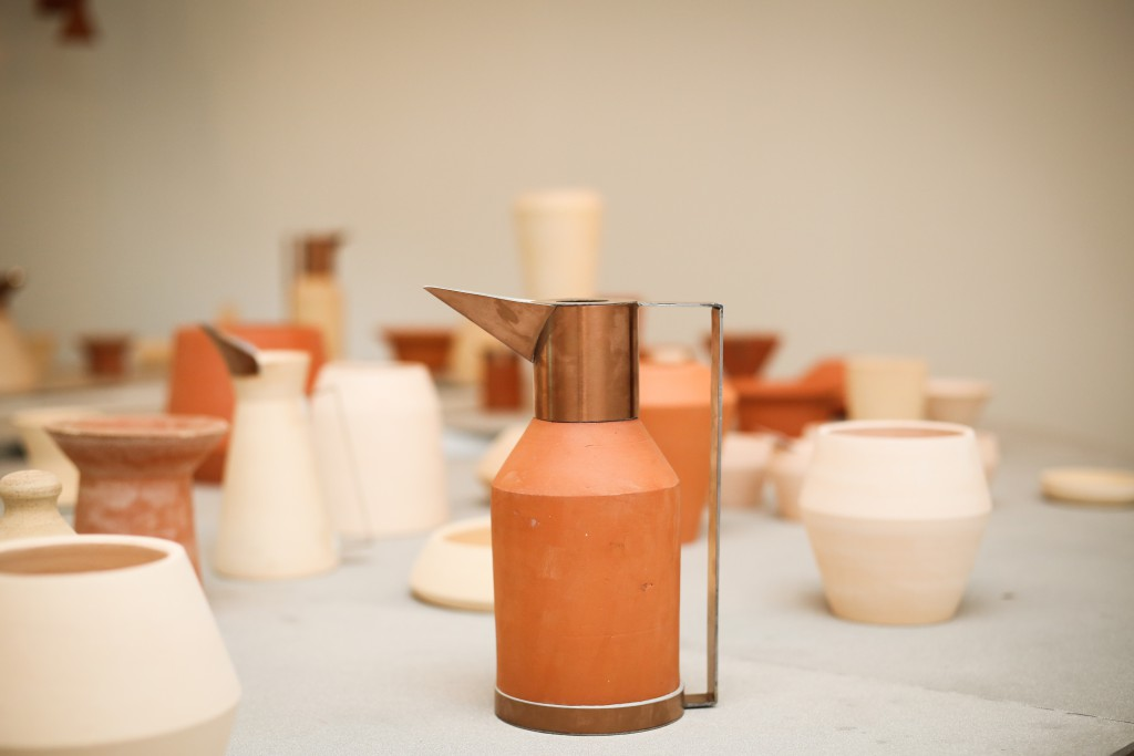 The Bahrain Authority for Culture and Antiquities appointed interdisciplinary designer Othman Khunji and architect Maitham AlMubarak to design an accessible and interactive interface and video installation to teach visitors the value and heritage of the largely forgotten, traditional craft of pottery.