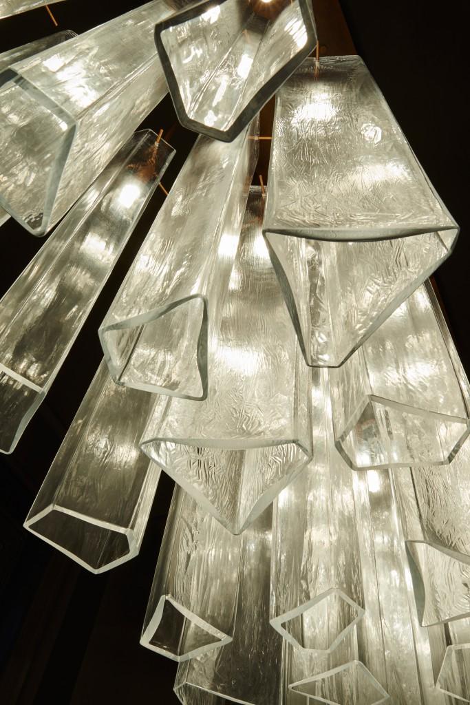 Air Light chandelier