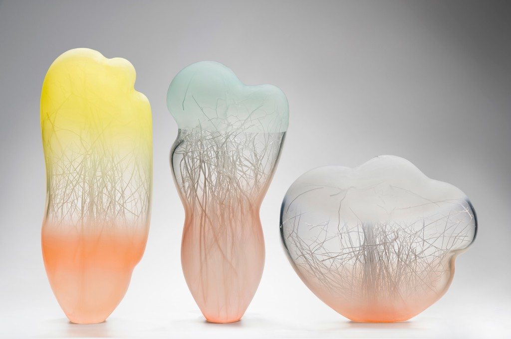 Prenumbra Series by Enemark and Thompson. Photo: Vessel Gallery